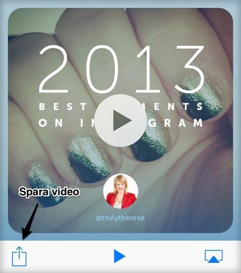 My Year On Instagram – så gör du din egen film